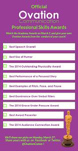 professional skills awards