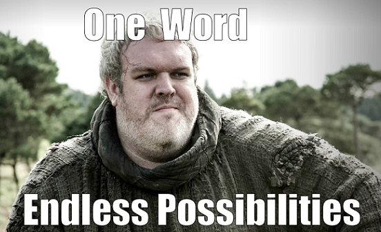 Hodor-one-word-professional-communication_skills