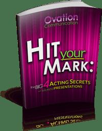 Presentation Skills eBook: Hit Your Mark!